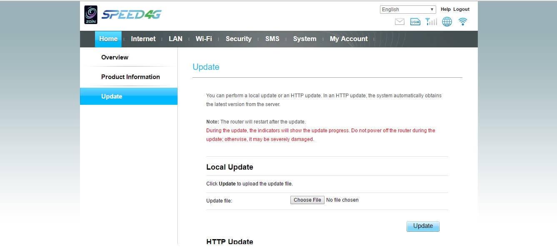Unlock Zain Huawei E5172As-22 Router