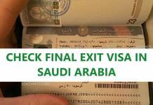 EXIT VISA, CHECK FINAL EXIT VISA IN SAUDI ARABIA, KSA, FINAL EXIT, KHUROOJ NIHAI