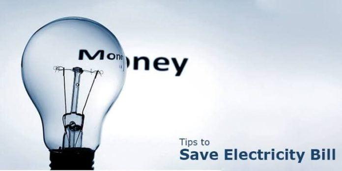 TIPS TO REDUCE ELECTRICITY BILLS IN SAUDI ARABIA