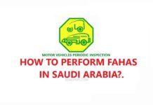 Fahas Saudi Arabia