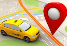 GOOGLE MAPS TAXI OFF ROUTE ALERT