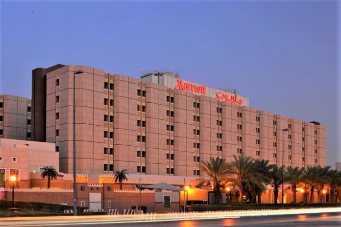 MARRIOT RIYADH KSA