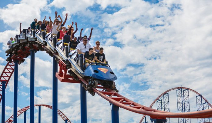 WORLDS FASTEST ROLLER COASTER IS COMING TO SAUDI ARABIA