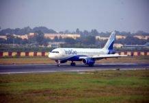 INDIGO RIYADH-DELHI FLIGHT