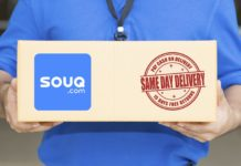 Souq.com Saudi Arabia Same Day Delivery