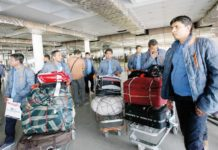 BANGLADESHI WORKERS DEPORTED FROM KSA