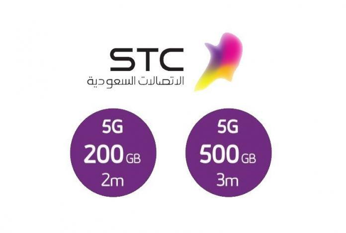 STC 5G Packages and Prices
