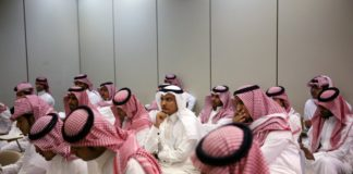 SAUDI ARABIA'S UNEMPLOYMENT RATE FALLS TO 3-YEAR LOW