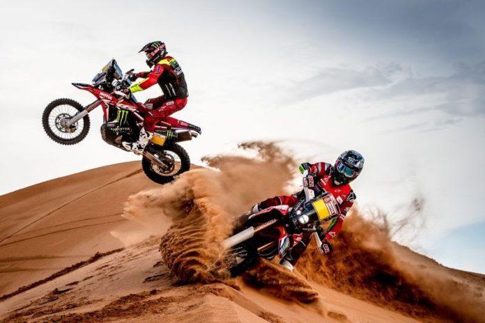 Dakar Rally 2020 Saudi Arabia