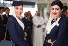 SAUDIA NEW UNIFORM