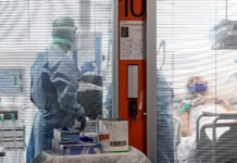 101-year old Italian man leaves hospital after recovering from Covid-19