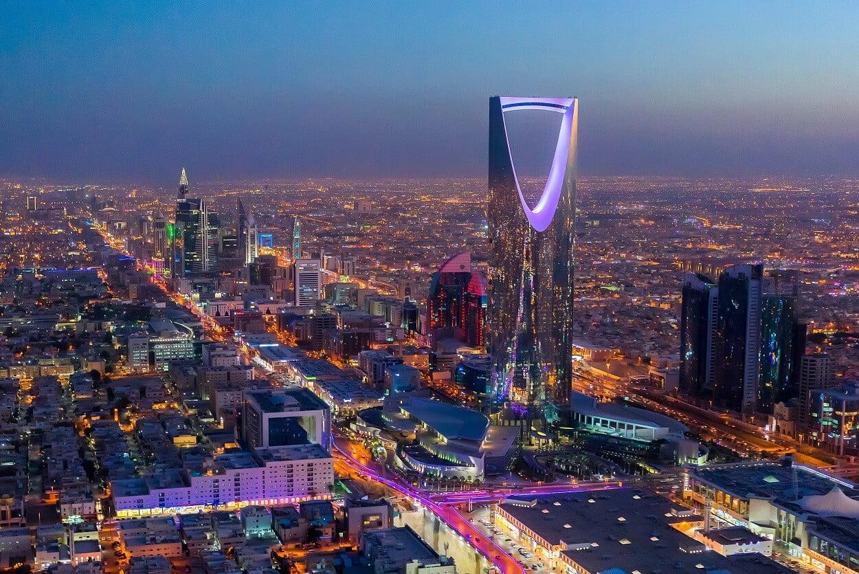 24 Hour Lockdown in Riyadh
