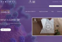 Ministry of Health launches COVID-19 awareness website