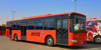 SAPTCO Resumes Intercity Services from 31st May
