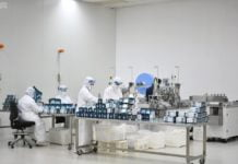 Face Mask Production in Saudi Arabia