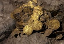 1,000-year-old Islamic gold coins discovered in Israel