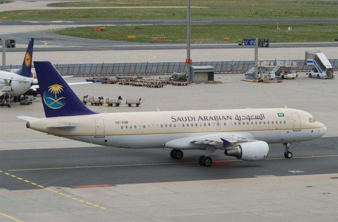 Saudia 33 destinations