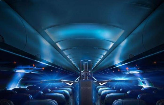 Saudia uses ultraviolet technology to disinfect cabins