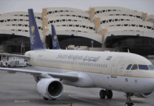 Saudia asks passengers to arrive airport 2 hours before departure