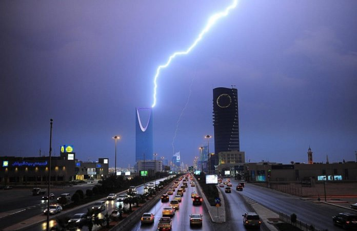 Saudi Arabia's civil defense issues weather warnings until Thursday