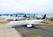 Saudi Arabia suspends all international flights amid Covid-19 fears