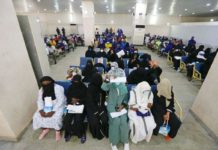 Nigeria repatriates hundreds of migrants from Saudi Arabia