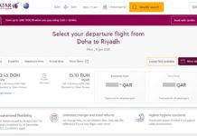Qatar Airways opens booking for direct Saudi flights