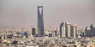Saudi TV says missile or drone intercepted over Riyadh