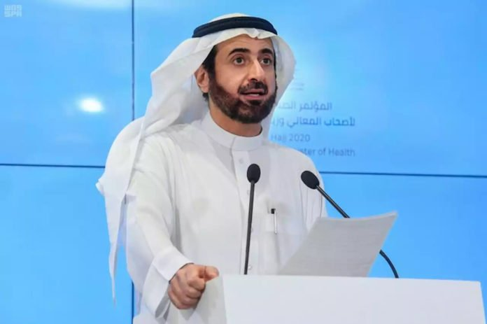 Saudi Arabia's health minister warns on the second wave of COVID-19