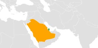 Saudi Arabia and Qatar reopens border