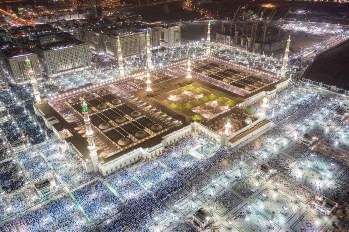 Ramadan plans for Prophet's Mosque unveiled