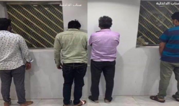 Riyadh police raid two liquor factories, arrest 4 Indian nationals