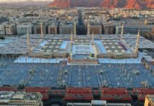 Taraweeh prayers shortened at Two Holy Mosques in Ramadan