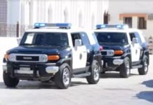 Riyadh police arrest 6 Pakistanis for stealing 700,000 riyals and 1.3 million riyals worth of recharge cards