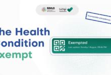 "Saudi Arabia's Tawakkalna app clarifies ""Exempted"" status category"